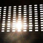 Lichtfenster in einem Rolltor - Herstellung Schemitch Toranlagen